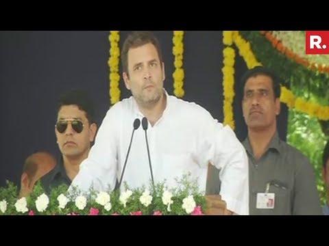 Rahul Gandhi In Nanded - Full Speech