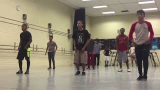 My Journey through dance