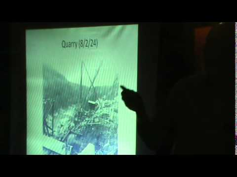 History of Deep Creek Lake, October 28 2014