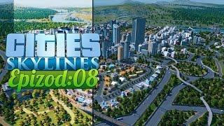 Cities: Skylines - Micro City :: Ep. 08 :: Przebudowa centrum