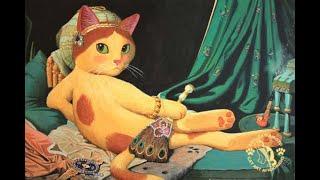 Коты и история искусства / History of art & cats