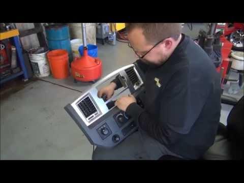 Dodge Ram DOUBLE Din Radio Install Tips