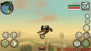 Gta san andrease flying bike mod android/download 231kb cleo mod