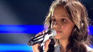 Katarina - 'Zij Gelooft In Mij'   Finale   The Voice Kids   VTM