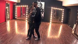 Танцуй креативно Блоки в Кизомбе Илья Субачев и Александра Марченко onlinekizomba com