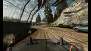 Flatout Ultimate Carnage  - prezentacja gry w wersji Top Seller