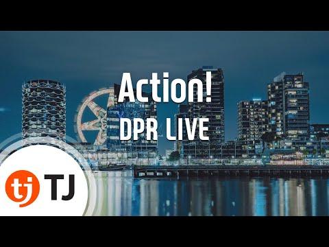 [TJ노래방] Action! - DPR LIVE / TJ Karaoke