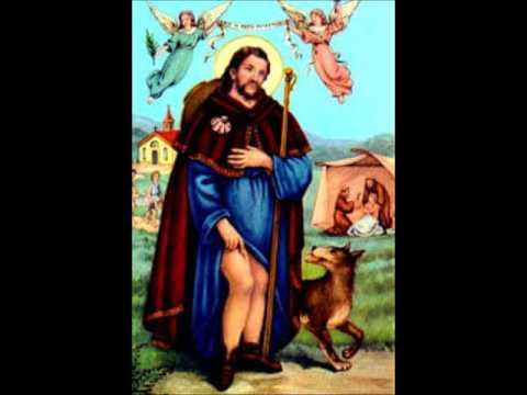 História e Oração a São Roque