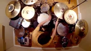 Chris Dimas - Dark Horse (ft. Juicy J) - Katy Perry - Drum Cover