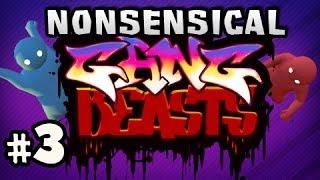 FERRIS WHEEL - Nonsensical Gang Beasts w/Nova & Immortal Ep.3
