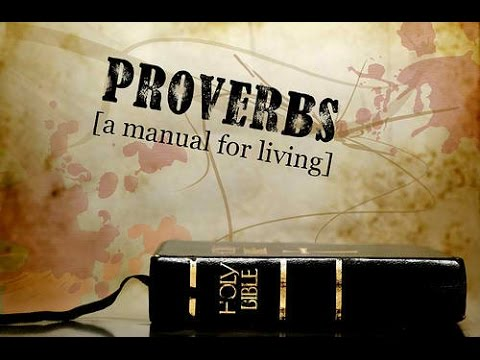 Image result for proverbs 1