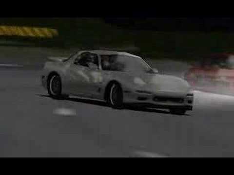 Gran Turismo 1 Intro PS1