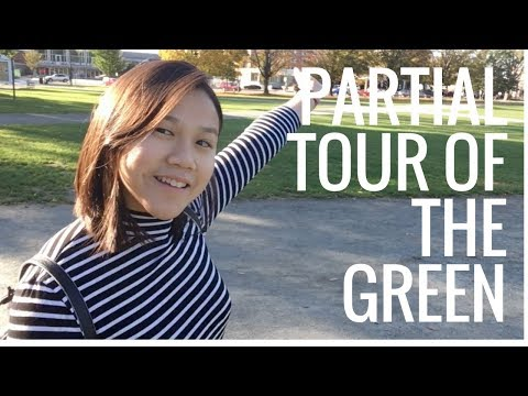 Dartmouth Girl Tours the Green and Learns About Subtitles