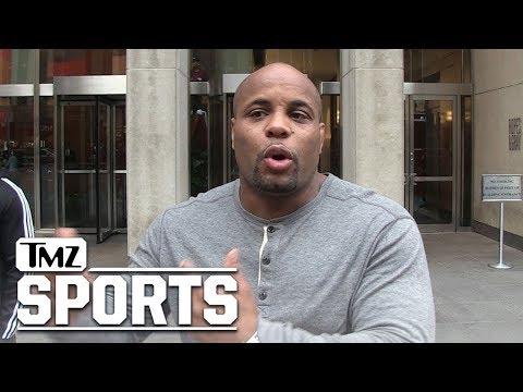 Daniel Cormier Calls for Jon Jones Rematch After Steroid Suspension | TMZ Sports