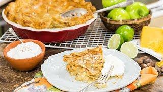 Recipes - Fabio Vivianis Cheddar Cheese Apple Pie - Hallmark Channel
