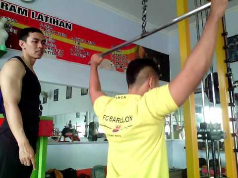 Fitnes Otot Punggung