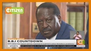Pres. Kenyatta tells BBI critics to first read report before critiquing it