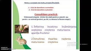 cicluri de viață gazdă și parazite)