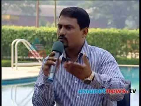 Ansif Ashraf - Asianet Youth Express - Creating Leaders