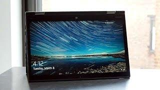 استعراض للحاسب المتحول Lenovo ThinkPad X1 Yoga:شاشة OLED!!
