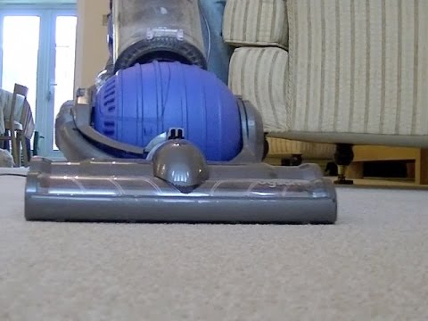 Dyson DC24i Home Demonstration & Performance Tests