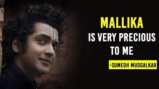 RadhaKrishn's Sumedh Mudgalkar on his relationship with his co-star Mallika Singh  Exclusive 