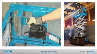 Product Application: How to Use a Genie® Electric Slab Scissor - ANSI