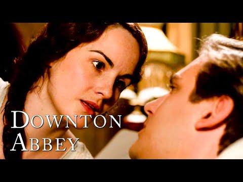 Mary and Matthew's Fertility Problem | Downton Abbey