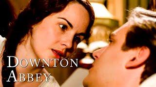 Mary and Matthew's Fertility Problem   Downton Abbey
