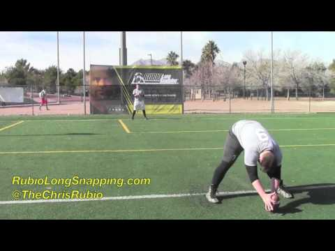 Rubio Long Snapping, Joe Calcagno, VEGAS XXVII