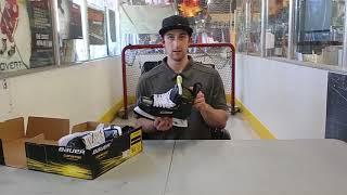 2018 Bauer Supreme Ignite Pro+ Ice Skates Review