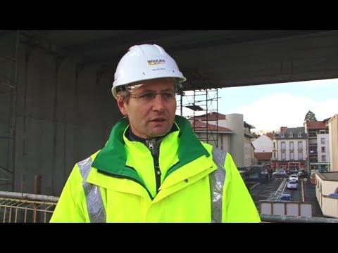Interview Alex Dumas lors de la visite publique du chantier du Cristal