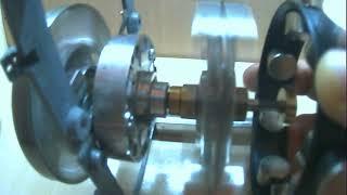 Motor eletromagnético! A vibração eletromagnética move todas as massas do Universo!