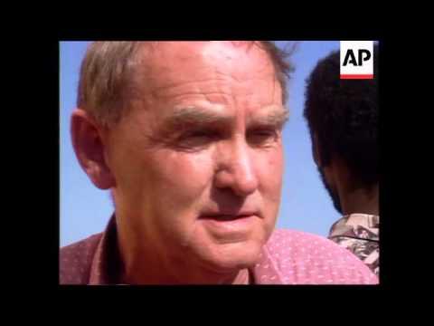 DJIBOUTI: ACHILLE LAURO SURVIVORS LAND
