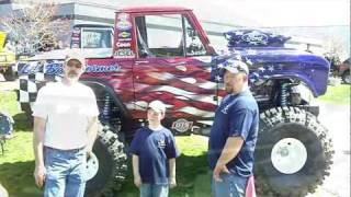 New Products From Jeff's Bronco Graveyard August 2011.flv