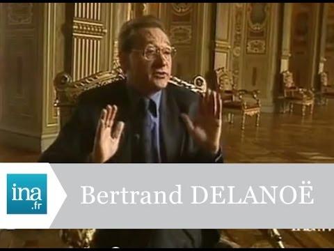 Polémique entre Bertrand Delanoë et Edouard Balladur - Archive INA