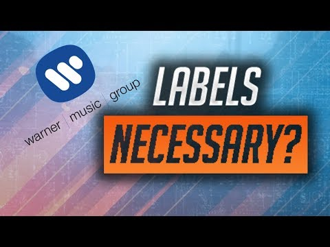 RAPPERS STILL NEED RECORD LABELS!