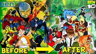 How Ben 10 Was Created | Ben 10 Pre-Productions | Ben 10 Tamil Explained  | Ultimate Planet Tamil
