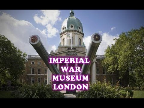 Imperial War Museum / London 2016 (HD)