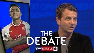 Who will sign Alexis Sanchez?! | Matthew Upson & Tim Sherwood | The Debate