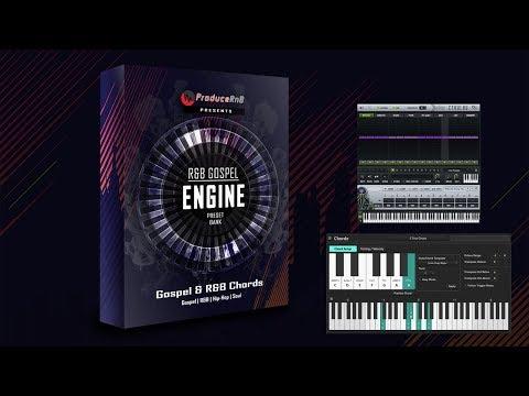 Gospel R&B Chord Engine: Chordz   Cthulhu Presets