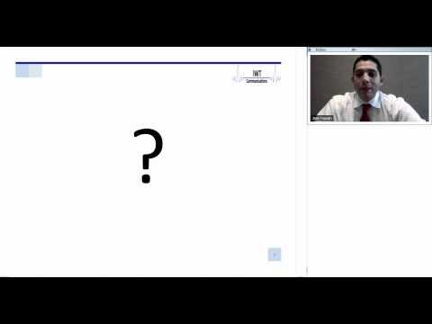 InterDigital Innovation Challenge Video Chat -  Wireless Imaging System
