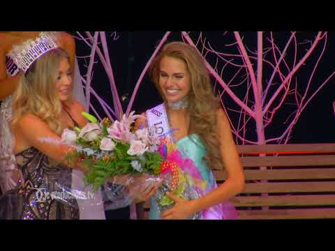 2018 Miss Louisiana Teen USA Crowning - Lindsey Conque