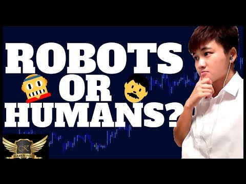 Automated vs Manual Trading (Are Forex Robots Better?)