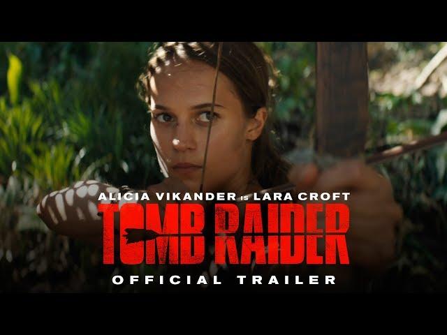 El primer vistazo de Alicia Vikander en Tomb Raider