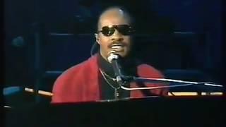 "Stevie Wonder ""If it's Magic"" live 1996"