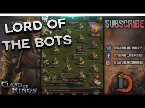 LORD OF THE BOTS SERIES!!! (CLASH OF KINGS)