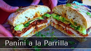 Panini de Pollo a la Parrilla | La Capital