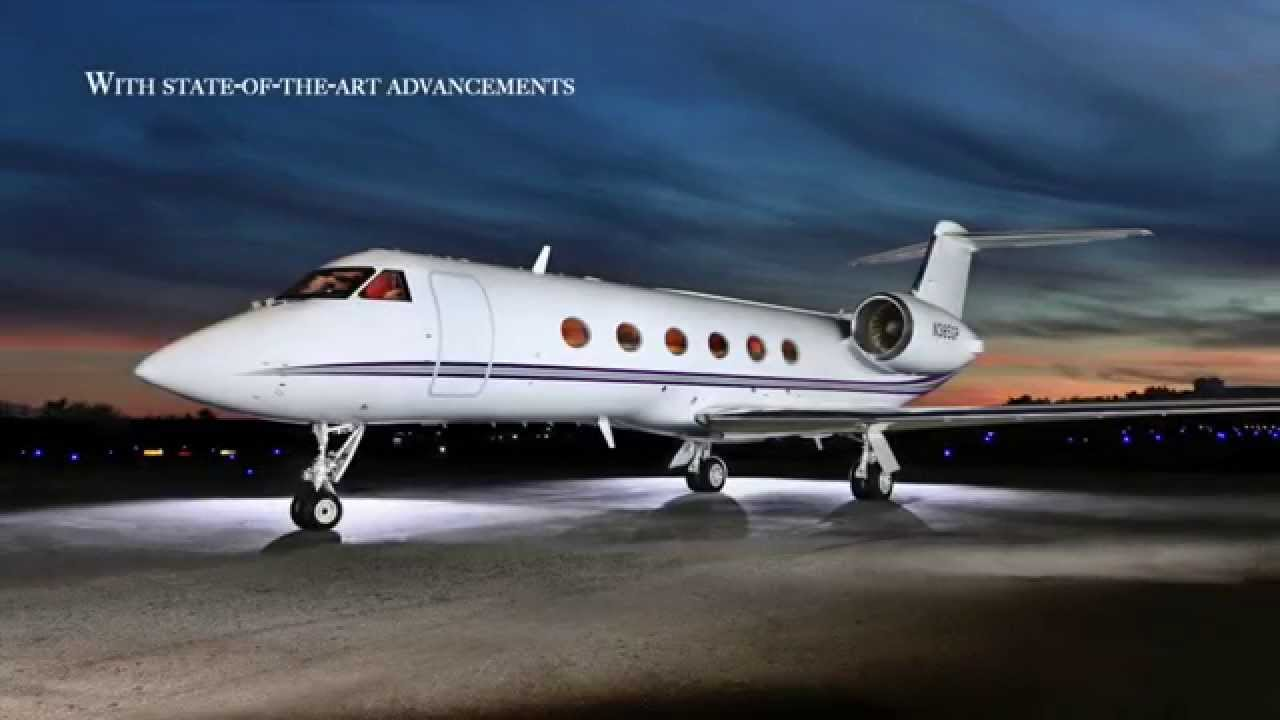 Gulfstream IV SN 1049 Private Jet For Sale  Donath Aircraft Services  YouTube