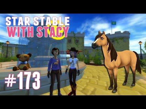 Star Stable with Stacy #173 - Spirit Riding Free in Jorvik!